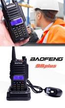 2021 Baofeng 9R בתוספת עמיד למים IP67 גבוה מכשיר קשר כוח CB חזיר 50 20 KM ארוך טווח UV9R נייד שני דרך רדיו Dropshippin