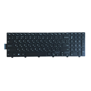Image 2 - جديد الروسية لوحة مفاتيح Dell انسبايرون 17 5758 15 3000 3546 3558 3559 3551 5543 5548 5552 5759 7557 5551 5555 5558 الأسود RU