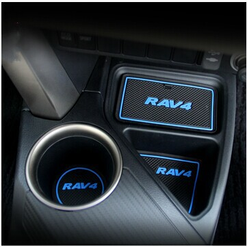 case for  TOYOTA RAV 4  2014 RAV4  car interior accessories car mat Free Shipping