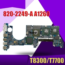 820-2249-A Laptop motherboard for Apple MacBook Pro A1260 original mainboard T8300/T7700