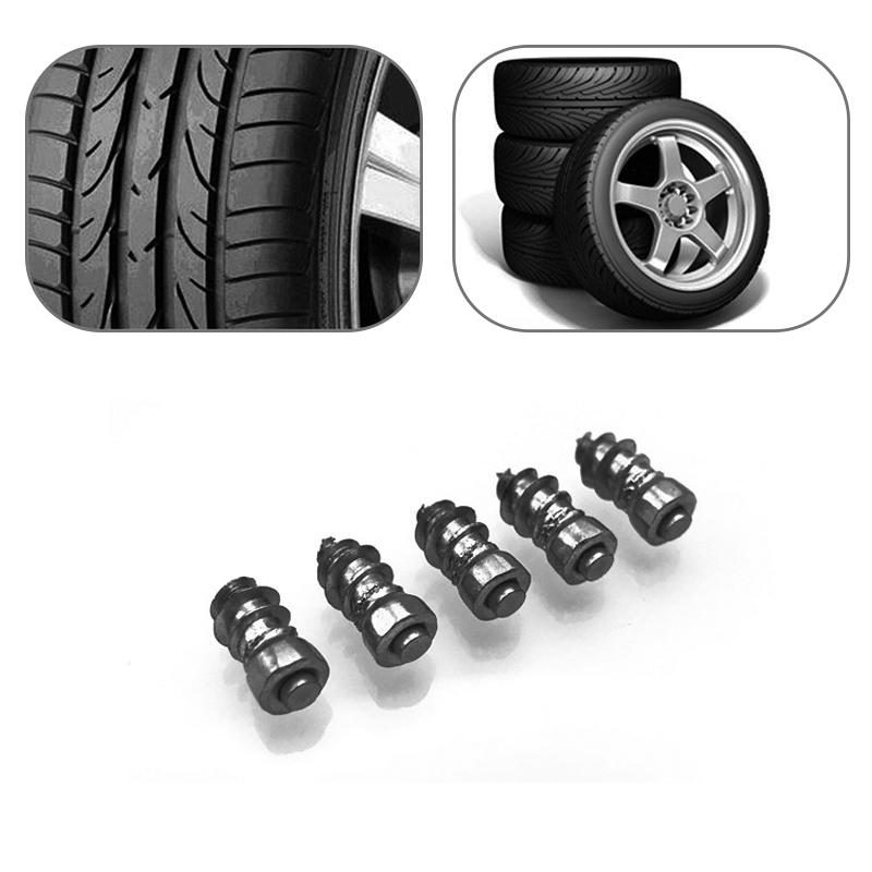 Spikes For Tires/Winter Tire Spikes/Car Tire Studs/Snow Chians Ice Stud Carbide Studs For Auto Car/SUV/ATV/Motorcycle/Bicycle