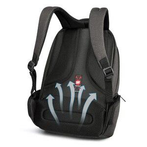 Image 5 - Tigernu marque mode affaires sac à dos pour hommes voyage cahier pochette dordinateur 15.6 pouces Anti vol mâle Mochila pour les femmes
