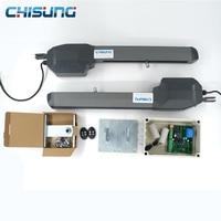 CSSGO 06 ac 400mm 600mm curso resistente swing portão abridor kit chisunmanufacturer motores de porta elétrica para atuadores de porta de madeira|Kits de controle de acesso| |  -