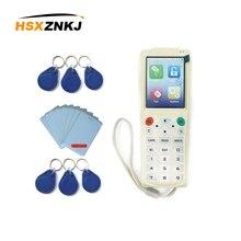 ICopy 3 RFID NFC copiadora IC ID lector escritor duplicador versión en inglés más reciente iCopy 3 con función de decodificación completa llave de tarjeta inteligente