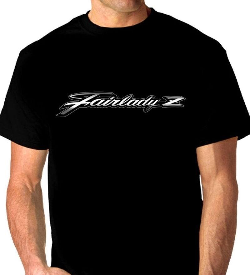 Datsun 240z 260z 280z fairlady z design qualidade tshirt moda estilo rua t camisa topos