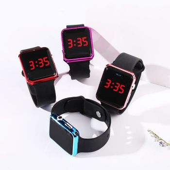 Sport Digital Display Watches Simple Boys