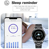 New 2020 Waterproof Smart Watch Men LIGE LED Screen Heart Rate Monitor Blood Pressure Fitness tracker Sport Watches 1