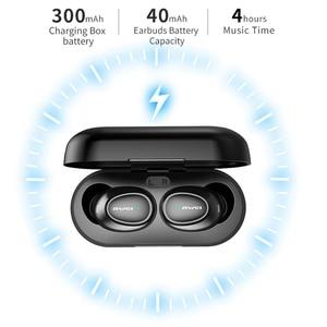 Image 2 - Awei T16 tws耳芽ワイヤレス充電イヤホン自動接続のbluetoothヘッドフォンxiaomi redmi huawei社のiphone