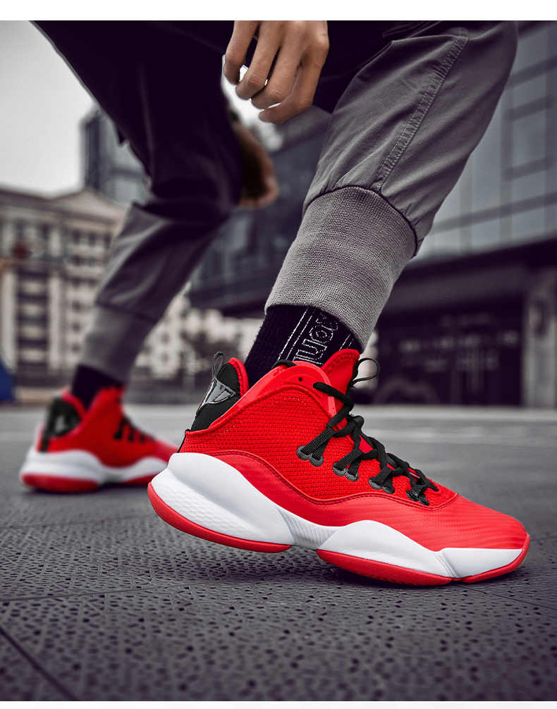 Men Basketball Shoes 2020 New Brand Basketball Sneakers Men Non-slip Retro Jordan Shoes Basket Homme Chaussure Women Shoes