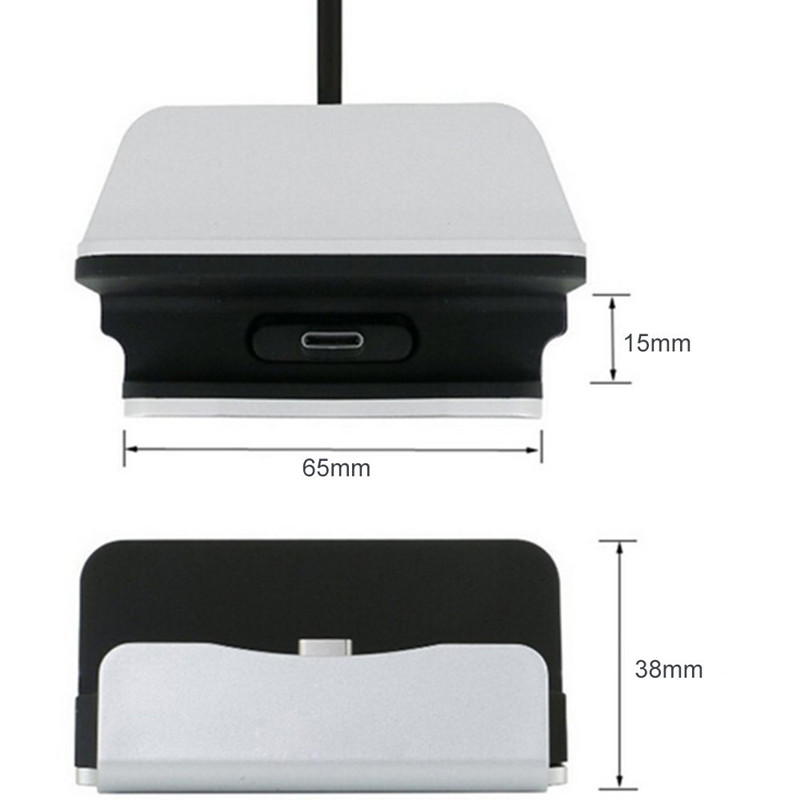YIESOM-Type-C-Dock-Charger-Desktop-Charging-Data-Sync-Stand-Station-Holder-For-Galaxy-S8-S9 (1)