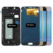 J530 LCD do Samsung Galaxy J5 Pro 2017 J530 J530F J530FN SM-J530F M DS ekran dotykowy Digitizer zgromadzenie wymiana ramki tanie tanio szHAIyu CN (pochodzenie) Pojemnościowy ekran 1280x720 3 For Galaxy J5 Pro 2017 J530 SM-J530F J530M LCD i ekran dotykowy Digitizer