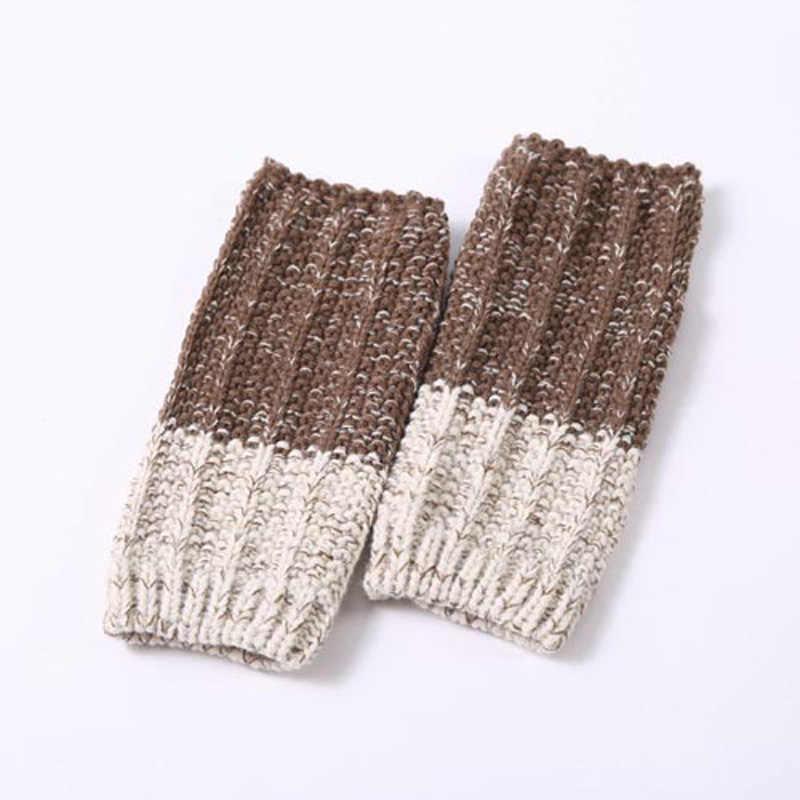 พจนานุกรม MaxPa ใหม่ Unisex ผู้ชายผู้หญิงหนา Yo-ga ถุงเท้า Tie Dye ถักขาอุ่นรองเท้าผู้หญิง Cuff เท้าถุงเท้าป้องกัน k2153
