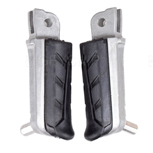 CB 600 Motorcycle For Honda F W/X CB600 F2 Hornet CBR FK/FL NTV J/K motorcycle parts Front Foot rest Pegs