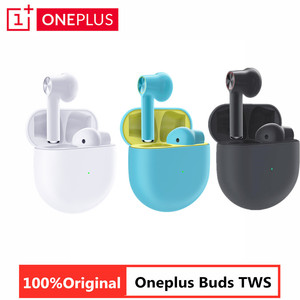 Image 1 - Original OnePlus Buds TWS Earphone 13.4mm Dynamic IPX4 Wireless Bluetooth 5.0 for OnePlus 6/6T/7/7 Pro/7T/7T Pro/8/8 Pro/Nord