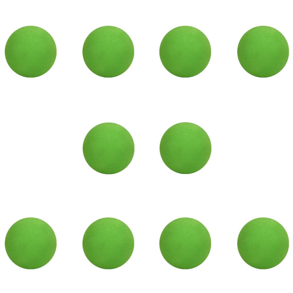 10 Pieces / Lot EVA Foam Golf Training Practice Sports Balls Golf Accessories