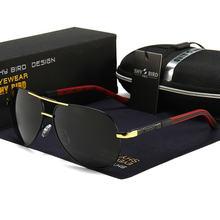 Классические брендовые поляризационные очки hd для вождения