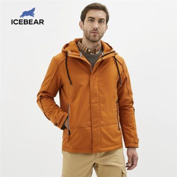 ICEbear 2020 New men's jacket jacket with a hood high-quality men's jacket MWC20802D