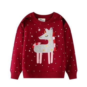 Unicorn Sweater Girl  1