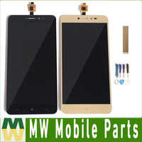 For BQ BQ 5204 BQ-5204 BQ5204 BQ-5202 BQ-5201 BQ5202 BQ5201 LCD Display Screen+Touch Screen Black White Gold Color with Kit