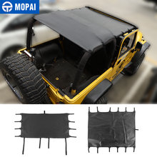 Автомобильный чехол mopai для jeep wrangler tj кожаный мягкий