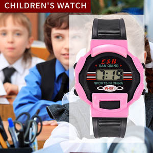 Watch Children Lightweight Colorful Electronic Casual And DO99 Durable Newly