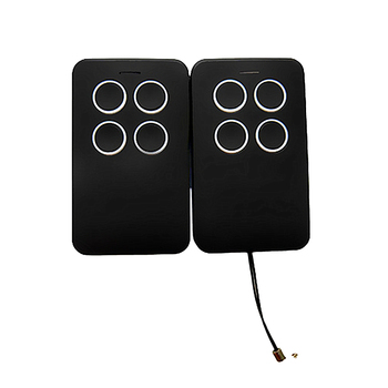 Remote Controller 280-868MHZ Universal Fix Rolling Gate Garage Door Remote Control Duplicator Tools Universal garage door gate цена 2017