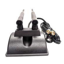 5G çift bant WiFi anten 6DBi Omni yönlü fiş konnektörü manyetik taban