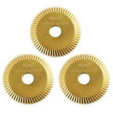 Высокоскоростной стальной режущий станок для резки ключей станок для изготовления дубликатов фрезерный станок ключевой режущий диск