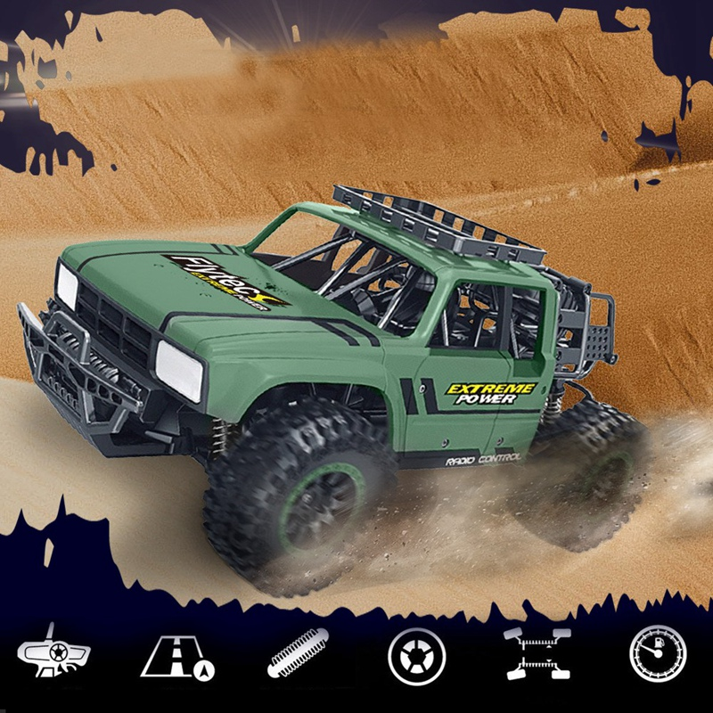 Flytec High Speed Remote Control Car Toy Off Road Remote Control Car Climbing Car in RC Cars from Toys Hobbies