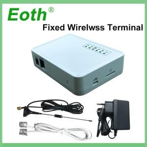 Image 2 - Gsm 850/900/1800/1900mhz telefone fixo terminal sem fio suporte do sistema de alarme pabx clara voz sinal estável landlines módulo