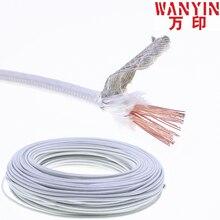 Высококачественный Плетеный слюдяной термостойкий 500 ° кабель