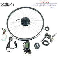 Comprar https://ae01.alicdn.com/kf/H64f7e69187594322a67b68010962bca3z/Kit de conversión de bicicleta eléctrica rueda de cambio de marcha trasera y sin escobillas con.jpg