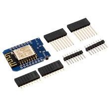 ESP8266 мини NodeMcu Lus WiFi беспроводной модуль Интернет-макетная плата