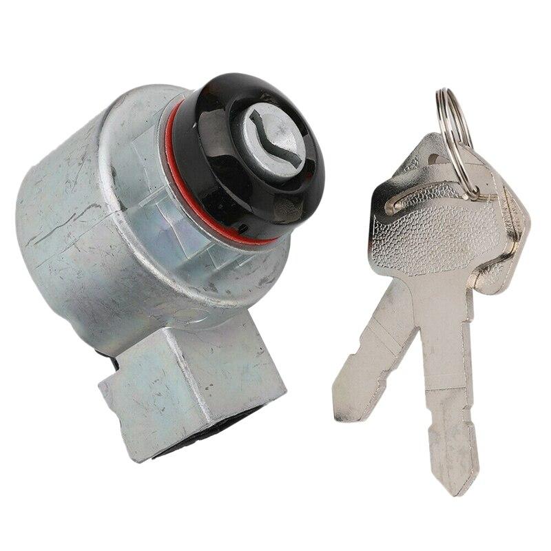 Chave de ignição Interruptor de Bloqueio para Kubota B2400 B2100 B7500 B1700 B7510 6C040 55452|Ignição eletrônica| |  - title=