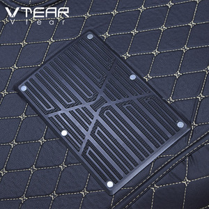 Image 5 - Vtear לchery Tiggo 4 פנים שטיח רצפה עמיד למים כרית שטיחי מחצלת כיסוי קישוט סטיילינג Mouldings אביזרי חלקים