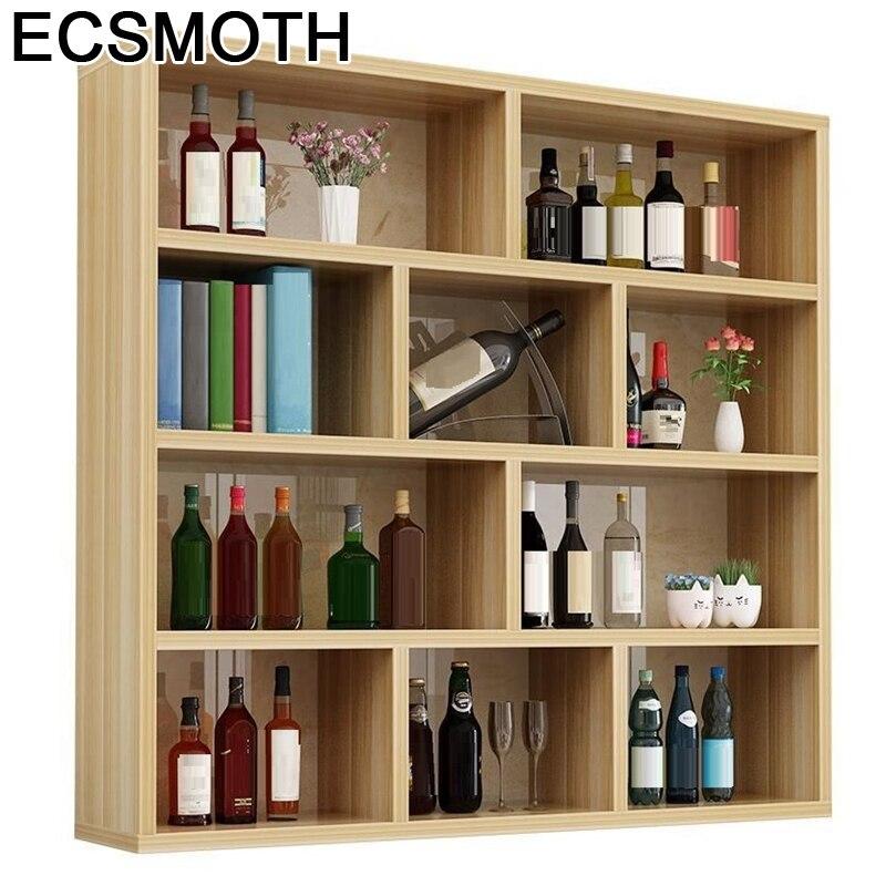 Shelves Kast Meuble Desk Mesa Armoire Meble Display Table Rack Gabinete Shelf Mueble Bar Commercial Furniture Wine Cabinet