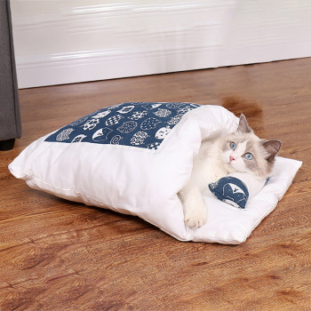 Movable Winter Warm Pet Bed 1
