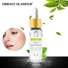 VIBRANT GLAMOUR Tea Tree Acne Repair Face Serum  Scar Treatment Oil Control Essence Anti Marks For Sensitive Skin Care