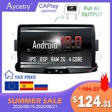 Dsp Ips Voor Dacia/Sandero/Duster/Renault/Captur/Lada/Xray 2/Logan 2 auto Multimedia Speler Android 10 Autoradio Gps OBD2 Dvr Dab +