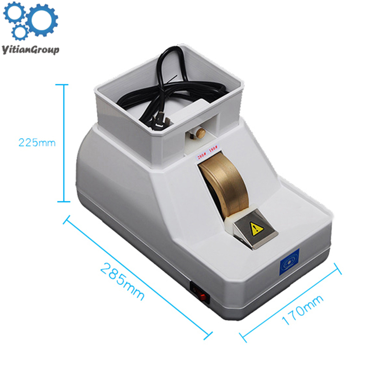 Glasses Watch 200 Head Hand Grinding Machine Multifunctional Processing Equipment Edge Grinding Tools