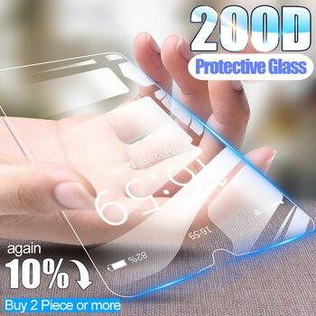 Перейти на Алиэкспресс и купить 200D полное Защитное стекло для Huawei honor 10 20 30 V10 V20 V30 Защитная пленка для экрана HONOR 10 Lite 20 Pro 20S 30 S
