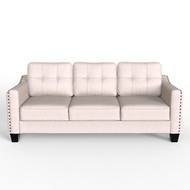 Living Room Set, 1 Sofa, 1 Loveseat And 1 Armchair  6