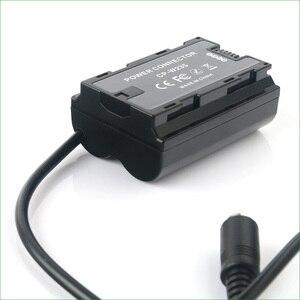 Image 4 - NP W235 NP W235 더미 배터리 CP W235 전원 커넥터 FUJIFILM X T4 XT4 GFX100S 디지털 카메라