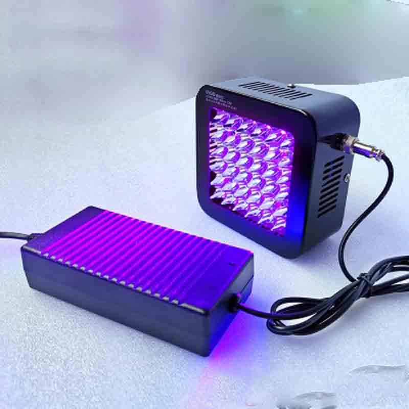 400W High Power lamp UVGO ultraviolet light solid lamp UV glue shadowless glue varnish green oil blue tanning ink curing lamp