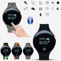H8 relógio inteligente das mulheres dos homens smartwatch dos homens à prova dbluetooth água bluetooth relógio inteligente pulseira de fitness marca superior de luxo relogio inteligente