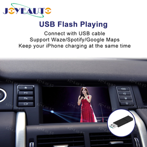 Image 5 - Joyeautoワイヤレスアップルランドローバージャガーディスカバリースポーツf ペースcarplayディスカバリー 5 androidの自動ミラーwifi iOS13 遊び