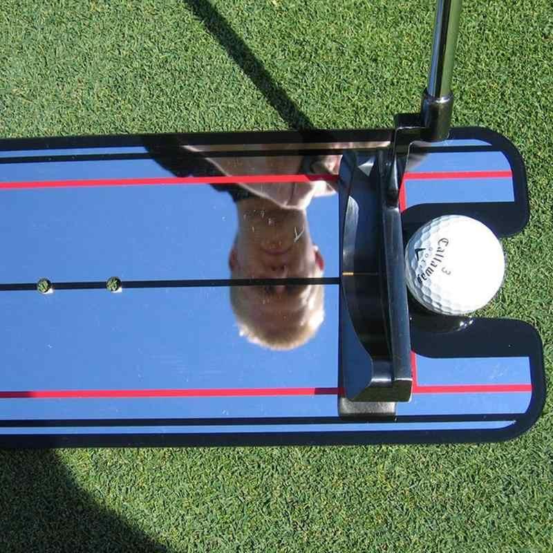 Di Động Thực Hành Golf Đưa Gương Liên Kết Đào Tạo Viện Trợ Xoay Huấn Luyện Mắt Dòng Xoay Huấn Luyện Mắt Dòng Golf Phụ Kiện Mới