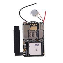 Rastreador GPS GSM, localizador LBS, alarma SOS, aplicación Web, seguimiento de tarjeta TF, sistema Dual, ZX808 PCBA, novedad de 2021