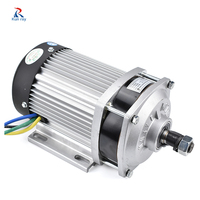 BM1412ZXF 1000W/1200W 48V/60V Brushless Motor Electric Tricycle 1000W DC Motor For Electric Car Three Wheel Engine Kit|1000w dc motor|motor electric tricycl|1000w electric motor -