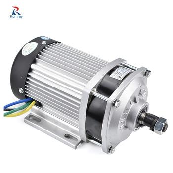 Motor sin escobillas BM1412ZXF 1000W/1200W 48V/60V, triciclo eléctrico, Motor DC 1000W para coche eléctrico, Kit de Motor de tres ruedas